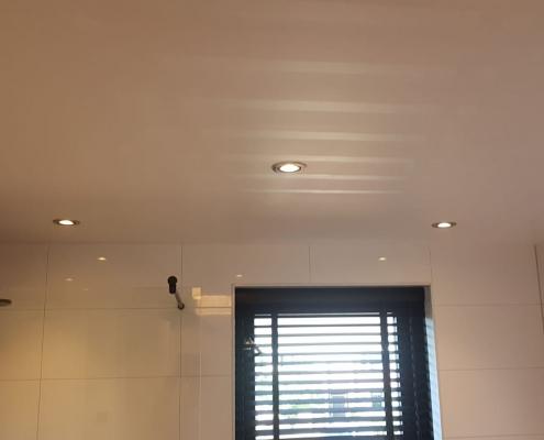Verlaagd plafond badkamer verlaagdplafond